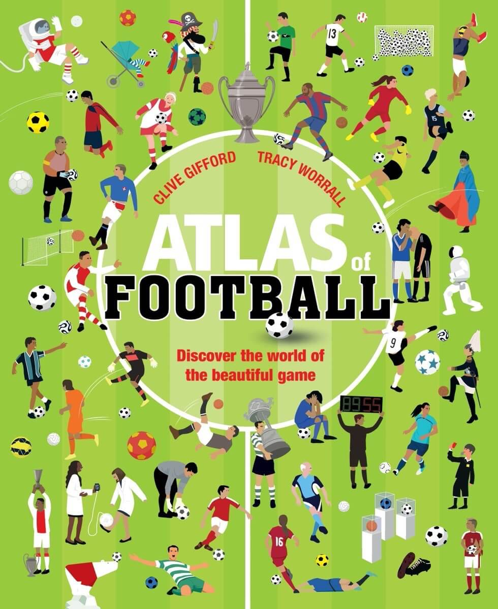 Atlas of football cover